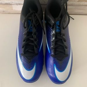 Mens Nike Vapor Shark 2 Football Cleats